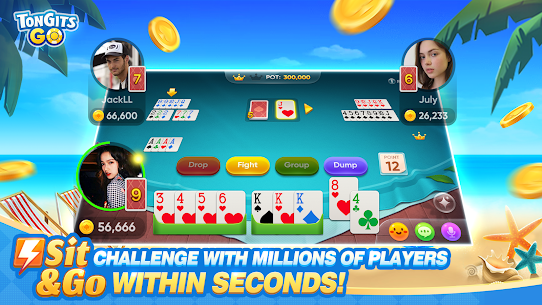 Tongits Go – The Best Card Game Online App Download For Android 3