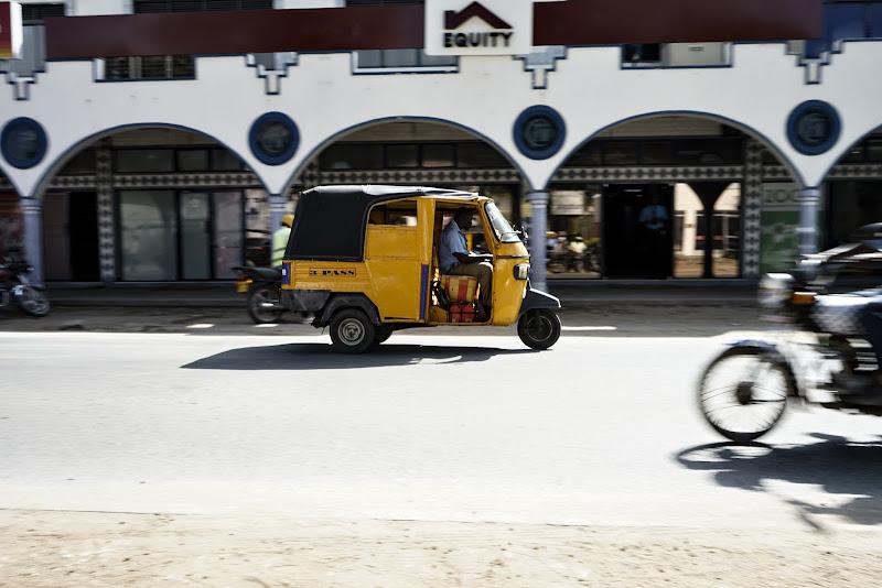 Malindi street di Katjie