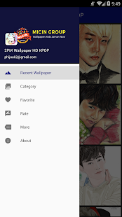 2PM Wallpaper HD KPOP - náhled