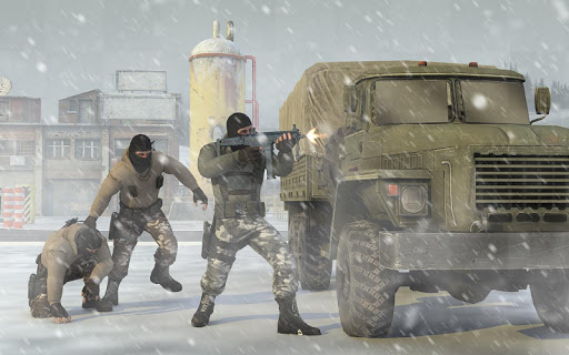 Frontline Battle Game: Royale Strike  captures d'écran 2