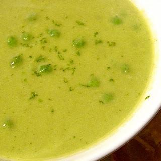 Asparagus Soup Daydreams
