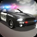 Police Car Chase VS Crime icon