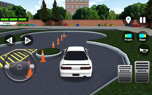 Car Driving & Parking School  screenshots 2