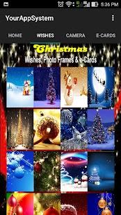 Kad Ucapan Hari Natal - náhled