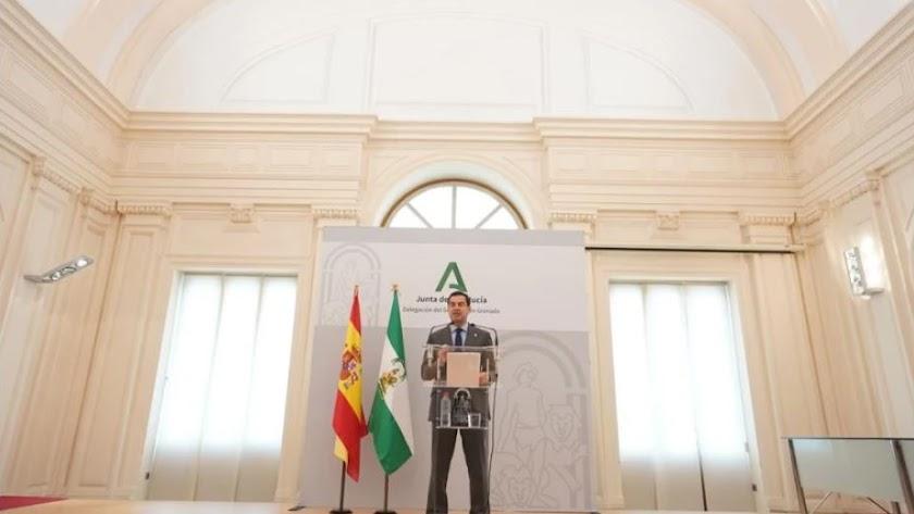 Juanma Moreno volverá a anunciar nuevas medidas este miércoles 3 de marzo.