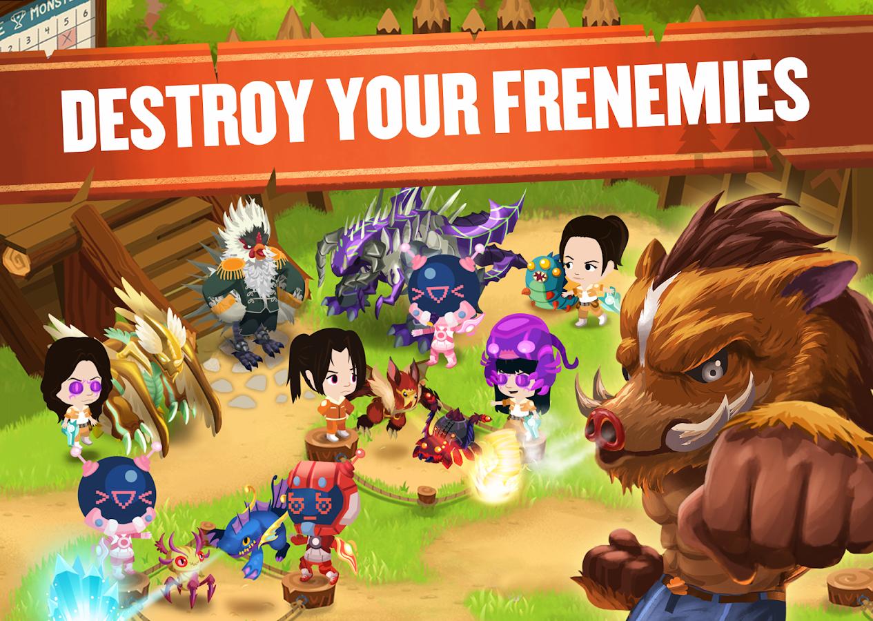 Battle Camp - screenshot