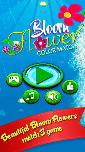 Color Match - Bloom Flower