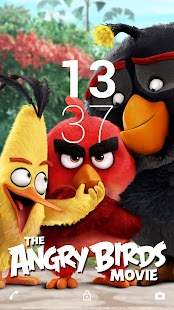 XPERIA™ The Angry Birds Movie Theme- screenshot thumbnail