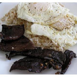 Filipino Garlic Rice.