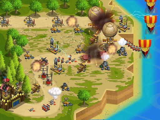 Roman Wars 2: Tower Defense 1.0.16 de.gamequotes.net 5