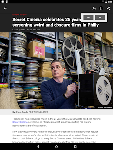 Philly.com- screenshot thumbnail