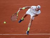 Tommy Robredo verslaat Arthur De Greef in eerste kwalificatieronde Roland Garros