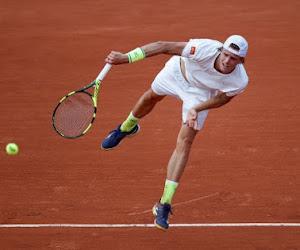 Arthur De Greef verliest van voormalig nummer vijf van de wereld in kwalificaties Roland Garros
