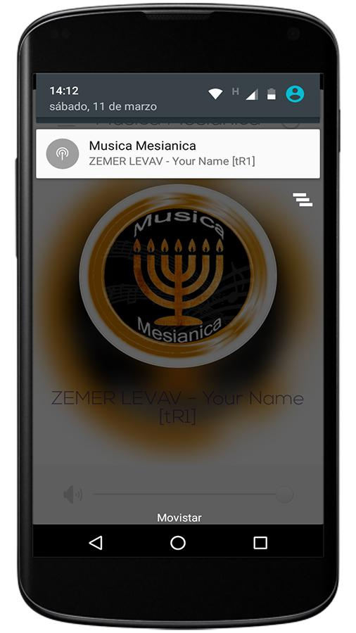 Musica Mesianica- screenshot