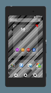 How to install DarkLines Theme for Xperia patch 2.0.1 apk for laptop