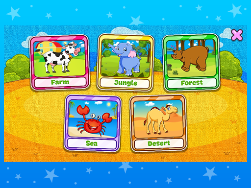 Coloring & Learn Animals - Kids Games screenshots 15
