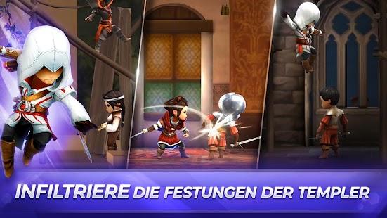 Assassin's Creed Rebellion Screenshot