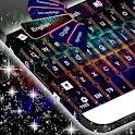GO Keyboard néon Rainbow icon