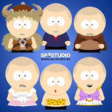 Photo: Clothes inspired by South Park