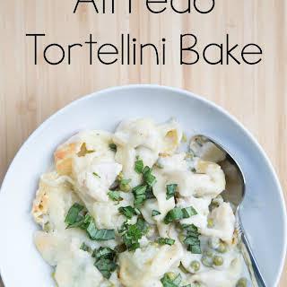 Baked Tortellini Alfredo Recipes.