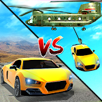 Falling Car VS Driving Car: Drag Racing Rivals PRO Icon