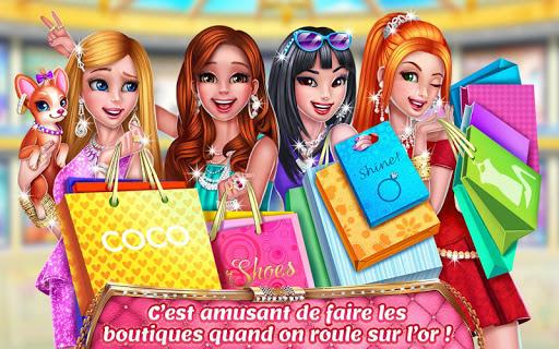 Code Triche Virée de luxe –Jeu de shopping APK MOD (Astuce) screenshots 5