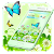 Butterfly Green Nature Theme file APK for Gaming PC/PS3/PS4 Smart TV