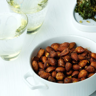 Spicy Keto Roasted Nuts.