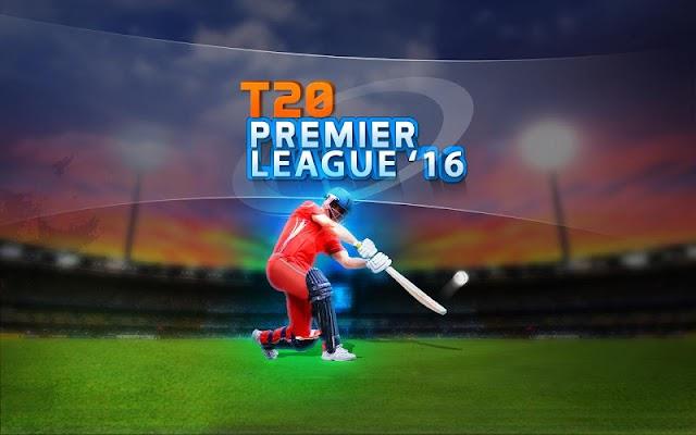 T20 Premier League 2016 Tab - screenshot