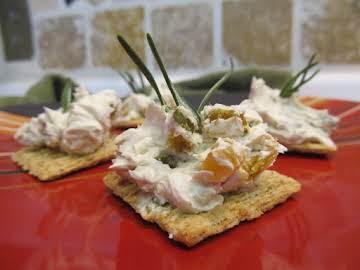 Pancetta Spread
