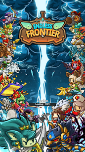 Endless Frontier – Online Idle RPG Game Mod Apk Download For Android and Iphone 1