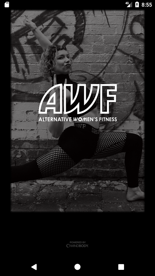 Alternative Women's Fitness- screenshot