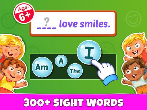 Sight Words - PreK to 3rd Grade Sight Word Games 1.0.5 screenshots 15