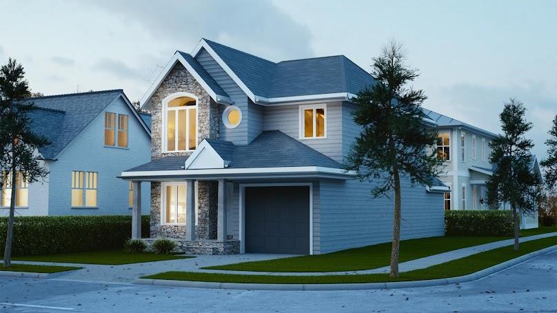 Domy budowane w stylu kanadyjskim robią ogromne wrażenie