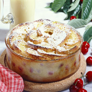 Kirschenmichel Bread Pudding.