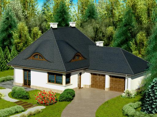 projekt Dom przy Malowniczej