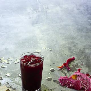 Dragonfruit Detox Juice.