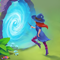 Charms of the Witch: Magic Mystery Match 3 Games APK