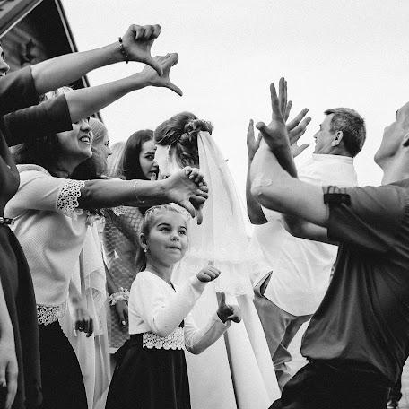 Wedding photographer Darina Cherniy (creativeph). Photo of 15.01.2018