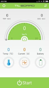 Tilboard Screenshot