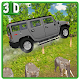 Crazy Jungle Car Stunts 3D