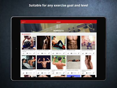 Mens Health Fitness Trainer - Workout & Training- screenshot thumbnail