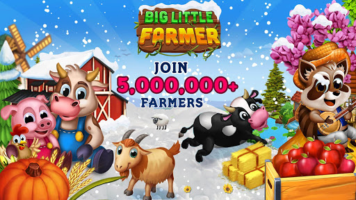 Big Little Farmer Offline Farm 1.6.0 Cheat screenshots 1