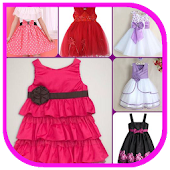 Neueste Kids Dress