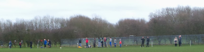 Photo: 21/12/13 v Greenhill YC (Leicestershire Saturday Intermediate Cup 3rd Round) 2-4AET - contributed by Gary Spooner