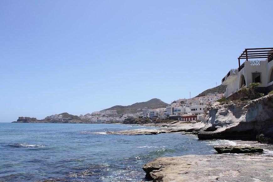 Calas y playa de San José, Níjar.