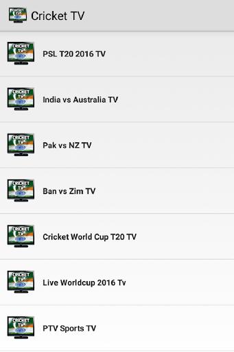 Indo Pak Cricket TV 玩運動App免費 玩APPs