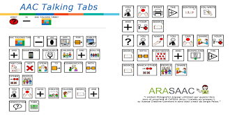 Aac Talking Tabs