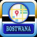 Botswana Maps and Direction icon