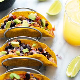 Crock-Pot Chicken Salsa Tacos Recipe